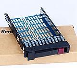 6,3cm SAS SATA Tray Caddy 378343–002Für HP Proliant DL380DL360G6DL360DL580DL585DL785G5BL20p DL380DL580ML570G4DL385G5p DL360G4p