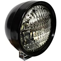 Blazer C123 Round Utility Tractor Light 12V PAR 36 Trapezoid Beam - Rubber Housing by Blazer International Trailer & Towing Accessories