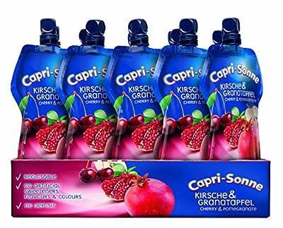 Capri-Sonne Capri-Sonne Kirsche-Granatapfel 15er Box, (15 x 330 ml)