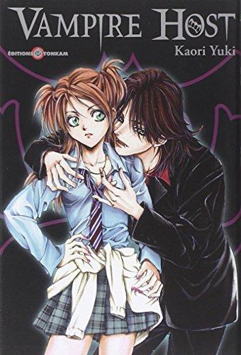 Vampire Host - Kaori Yuki Collection N° 2