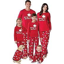 Amazon Es Pijamas De Mujer Navidad