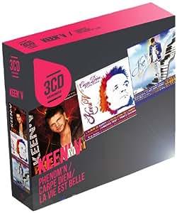 Phenom N - Carpe diem - La vie est belle - Coffret 3 CD