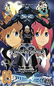 Kingdom Hearts II Edition simple Tome 9