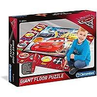 Clementoni 61749 Cars 3 Giant Floor Puzzle