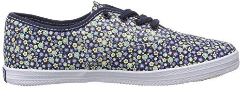 Kappa  Holy Flowers, Sneakers basses femme Bleu - Blau (6710 Navy/White)