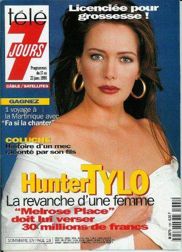 Tl 7 jours - n1964 - 17/01/1998 - Hunter Tylo / Melrose Place