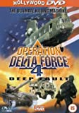 Operation Delta Force 4: Deep Fault [DVD] by Greg Collins