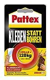 Pattex PXMT2 Kleben statt Bohren Montage Klebeband, superstark, 19 mm x 1,5 m