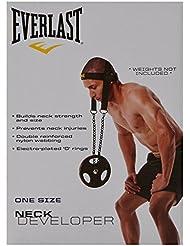 Everlast EQ2451BK Développeur muscles nuque Noir