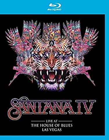 Santana IV - Live At The House of Blues - Las Vegas [Blu-ray]