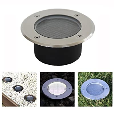 Frostfire Large Deck, Path and Garden Solar Light (12 cm wide) from Frostfire