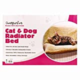 Cat & Dog Radiator Bed/Free Fridge Magnet