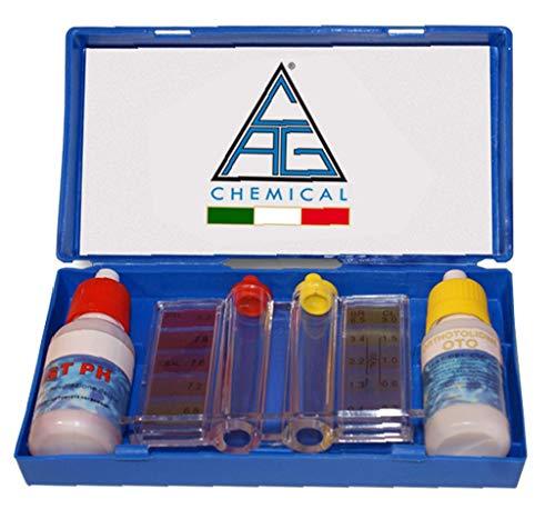 test-kit X Pools (Flüssigkeiten in Flasche) Stück 1Stk.