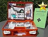 Erste-Hilfe-Koffer QUICK - PLUS 2016 DIN