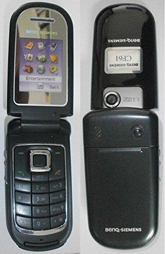 Preisvergleich Produktbild Handy Dummies BENQ CF 61 black 10 Stk Klapphandy Pinatafüllung Attrappe Siemens Dummy schwarz NEU