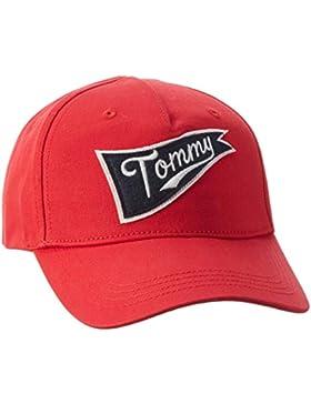 Tommy Hilfiger Boys Badge Cap, Gorra para Niñas