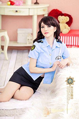 Roleeplay sexy Dessous, sexy Spiel einheitliche, Ol Professional Outfit, Japanisch Stewardess, Polizei, Sailor, Leidenschaft, Sm