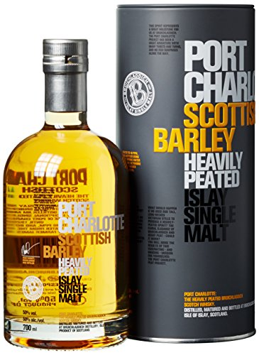 Port Charlotte Scottish Barley (1 x 0.7 l) -