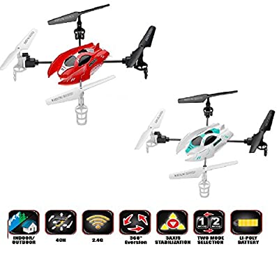 Syma X7 4 Channel 2.4G Gyro Radio Remote Control Spaceship Quad Copter