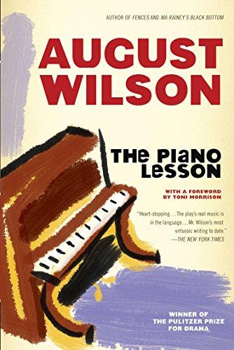 The Piano Lesson (Drama, Plume)
