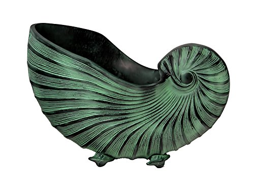 Monsieur Fredrik Coque en Aluminium en Forme de Bol en Bronze, Multicolore, 28 cm