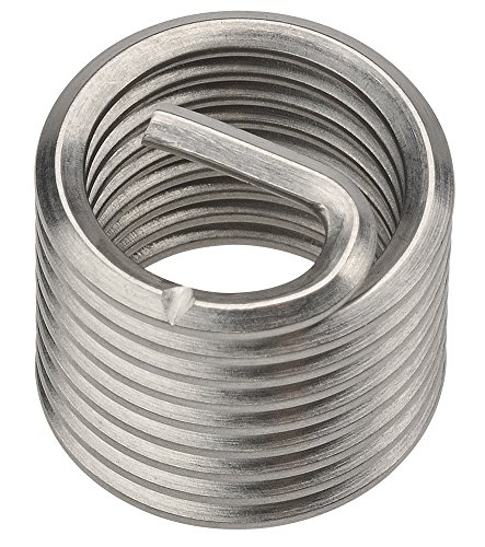 PowerCoil 3520-4.00X1.0DP M4 x 0.7 x 1.0D Wire Thread Inserts (Pack of 10) Test