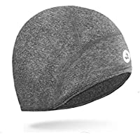d537f75eac0 Empirelion Thermal Running Hats Cover Ears Skull Cap Cycling Helmet Liner  Beanie Unisex