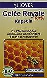 Hoyer Gelee-Royal-FORTE-Kapseln 30 Kapseln, 1er Pack (1 x 15 g) - Bio