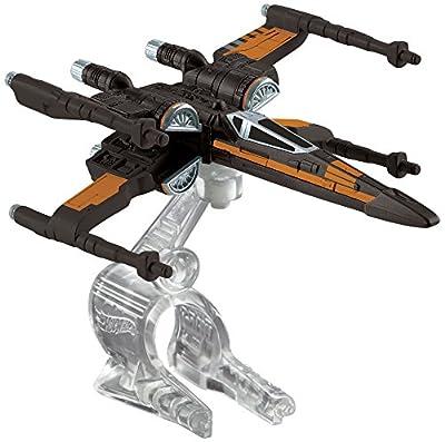 Hot Wheels Star Wars The Force Awakens Poe's X-Wing Fighter Vehicle von Mattel