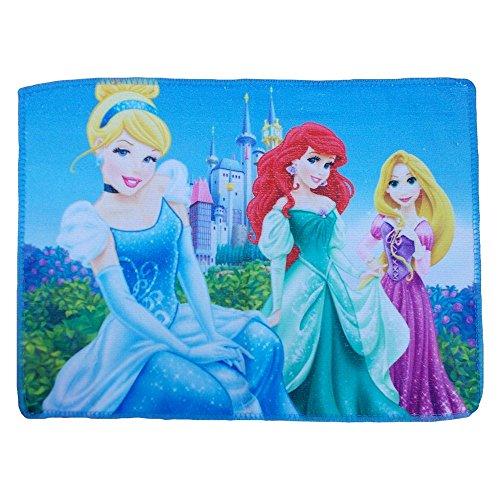 STAR LICENSING Tischset PRINCIPESSE CENERENTOLA Ariel Rapunzel Disney Frühstück in Stoff cm. 40X30 - (Disney Ariel Stoff)