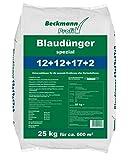 Beckmann Volldünger 12+12+17+(2) • 25 kg für ca. 600 m² •...