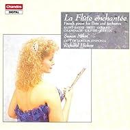 Jolivet / Chaminade / Ibert / Saint-Saens / Martin / Godard: Works for Flute and Orchestra