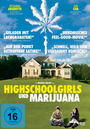 Highschoolgirls und Marijuana Monique Panel