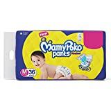 Mamy Poko Pants Standard Diapers, Medium (Pack of 36)