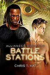 Battle Stations (Alliances Book 2) (English Edition)
