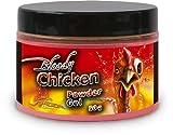 Quantum Erwachsene Grundfutter und Köder Pulver 50g Radical Bloody Chicken