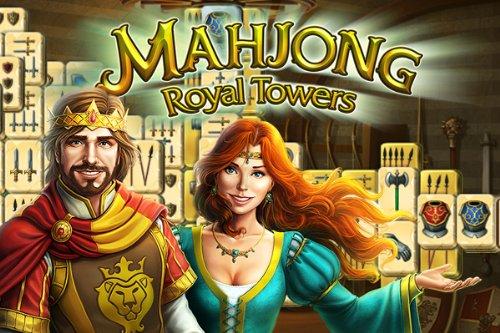Mahjong Die kniglichen Trme