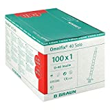 Ominifix Solo 40 Insulin 100X1 ml