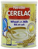 Nestl? Cerelac Infant Cereals Wheat 400 g (Pack of 4)