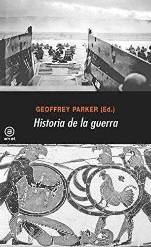 Historia de la guerra (Universitaria) por Geoffrey Parker