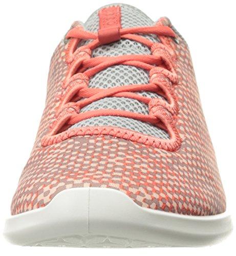 Ecco Sense, Sneaker Basse Donna Orange (50559CORAL BUSH/CONCRETE/CORAL BUSH)