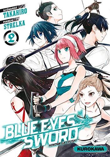 Blue Eyes Sword - Tome 02 (2)