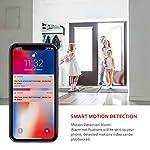 Victure-FHD-1080P-Telecamera-di-Sorveglianza-WiFivideocamera-IP-Interno-Wireless-con-Visione-Notturna-Audio-Bidirezionale-Notifiche-in-tempo-reale-del-sensore-di-movimento