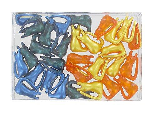 Scatola di 24perle di olio di Bagno arabesco-Duo Gatti