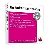 B12 ANKERMANN 1.000 µg Ampullen 5 ml Ampullen