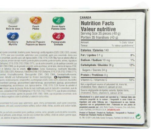 Jelly Belly Beans 10 SORTEN GESCHENKPACKUNG – 125g