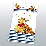Disney cama Winnie the Pooh mejor amigos Renforce 40x 60cm + 100x 135cm