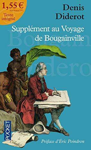 Supplément au voyage de Bougainville à 1,55 euros par Denis DIDEROT