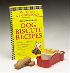 K-9 Dog Biscuit Kit