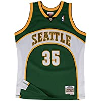 Mitchell & Ness Kevin Durant #35 Seattle SuperSonics 2007-08 Swingman NBA Jersey Green, S